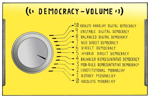 [ DEMOCRACY-VOLUME ]