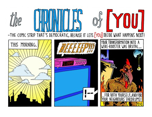 the  ELECTED CHRONICLES of [ YOU ]