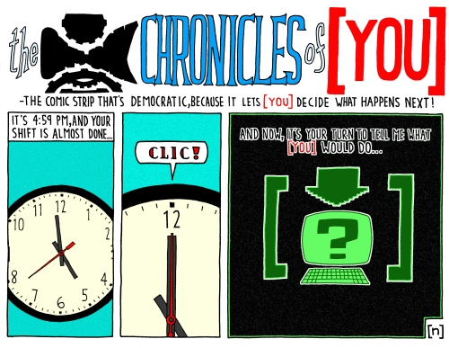 the CHRONICLES of [ YOU ] 4