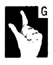 sign language G