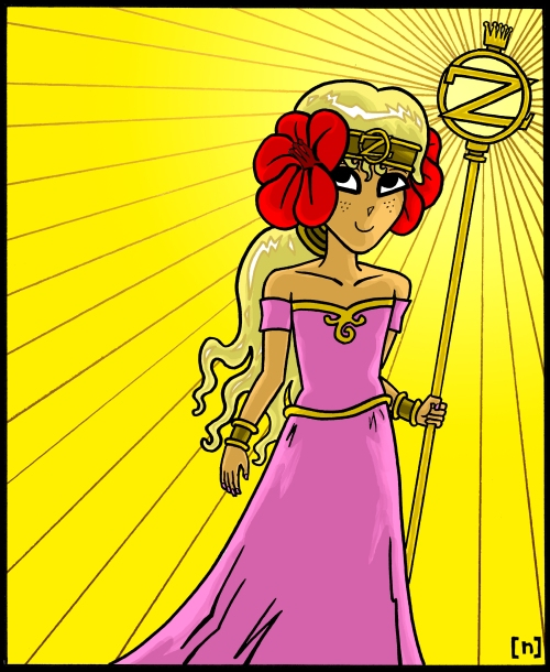 Princess Ozma, LGBT heroine